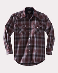 FITTED SNAP-FRONT CANYON SHIRT
