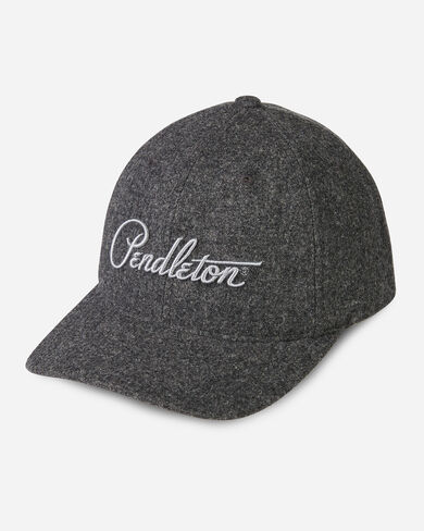 WOOL HAT IN OXFORD GREY MIX