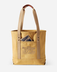 COTTON CANVAS TOTE