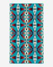 TUCSON SPA TOWEL IN TURQUOISE