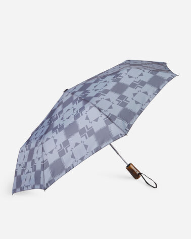 ALTERNATE VIEW OF NOVA CROSS UMBRELLA IN GREY