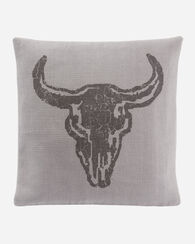 BISON PRINTED KILIM PILLOW