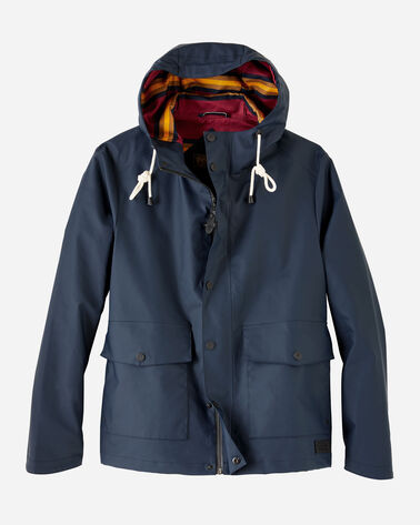 MEN'S COTTONWOOD WATERPROOF JACKET IN NAVY