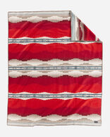 ALAMOSA BLANKET IN RED MULTI