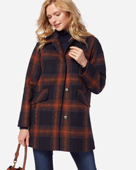 PENDLETON SIGNATURE MERCER ISLAND COAT, EXPLODED COPPER, large