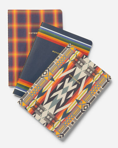 NOTEBOOK COLLECTION, SET OF 3
