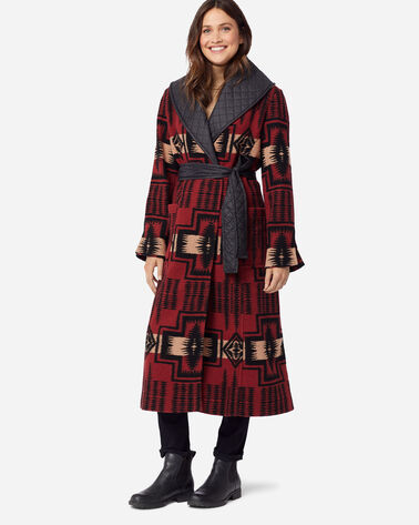 another chance various colors favorable price Women's Wool Coats & Winter Coats | Pendleton