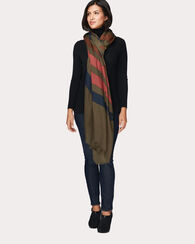 BADLANDS PARK FEATHERWEIGHT WOOL SCARF, BADLANDS STRIPE, large
