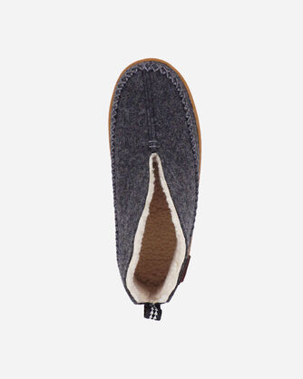 ALTERNATE VIEW OF WOMEN'S MOUNTAIN MID SLIPPERS IN GREY HEATHER