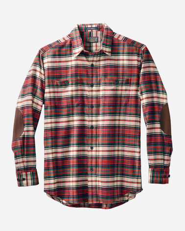 DOUBLE-BRUSHED HAWTHORNE FLANNEL SHIRT IN MACDONALD DRESS TARTAN