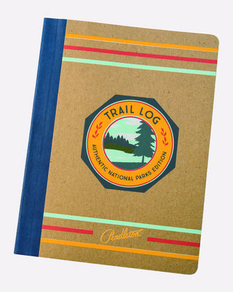 PENDLETON PARKS TRAIL LOG