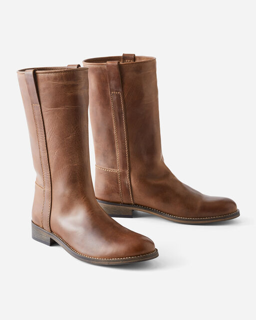 SIMONE PULL-ON BOOTS, , large
