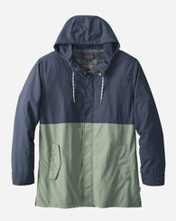 SURF ANORAK, FADED GREEN/NAVY, large