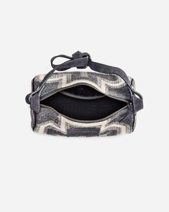 SAN MIGUEL TRAVEL KIT WITH STRAP, GREY MIX, large