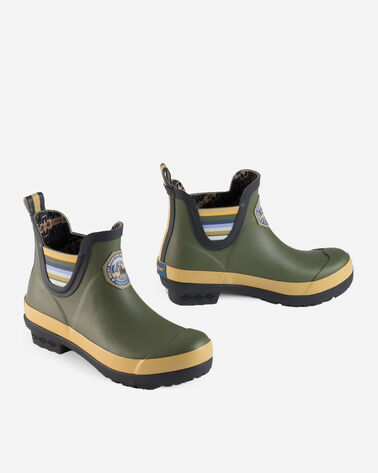 NATIONAL PARK CHELSEA RAIN BOOTS IN ROCKY MOUNTAIN