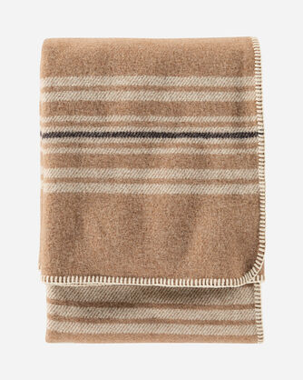 ECO-WISE WOOL THROW