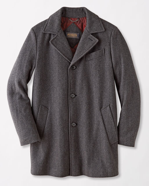PENDLETON SIGNATURE MANHATTAN COAT