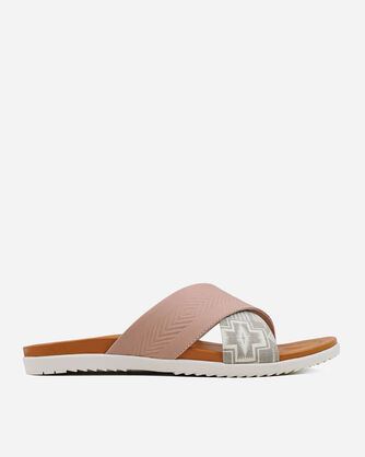WOMEN'S GULF SHORE CROSSOVER SANDALS IN TUSCANY
