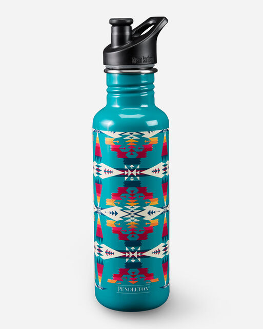 TUCSON WATER BOTTLE IN TURQUOISE