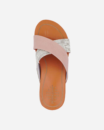 ALTERNATE VIEW OF WOMEN'S GULF SHORE CROSSOVER SANDALS IN TUSCANY