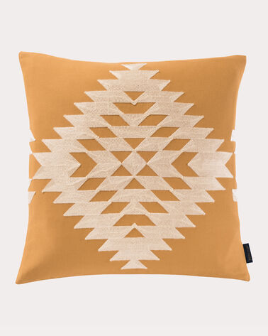 RANCHO ARROYO SQUARE EMBROIDERED PILLOW