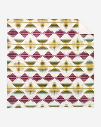 ADDITIONAL VIEW OF FALCON COVE COVERLET SET IN TAN MULTI