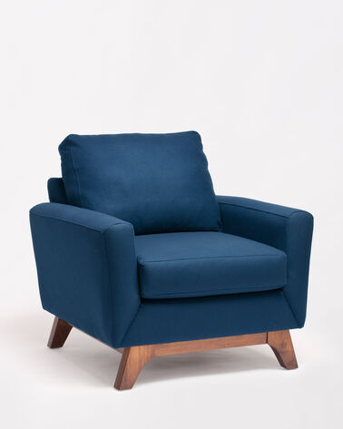 ECO-WISE WOOL 9TH STREET CHAIR, MARINE BLUE, large