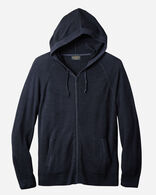 MEN'S MAGIC-WASH MERINO ZIP HOODIE IN NAVY
