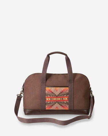 ALTERNATE VIEW OF SIERRA RIDGE WEEKENDER BAG IN BROWN