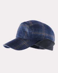 TIMBERLINE WOOL CAP, NAVY/BRONZE OMBRE, large
