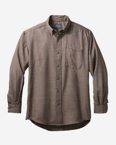 AIRLOOM MERINO SIR PENDLETON SHIRT