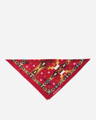 TUCSON JUMBO BANDANA, RED, large