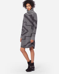 SUBLIMITY SWEATER DRESS