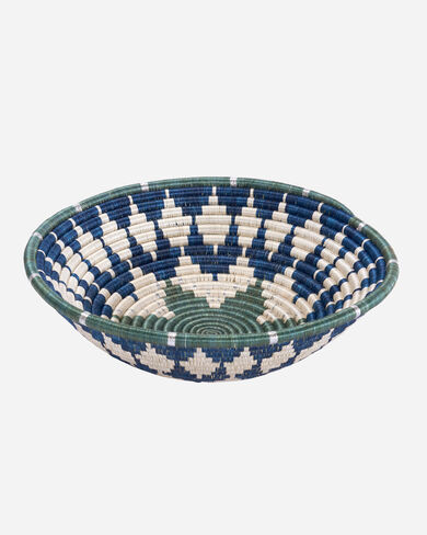 NIGHT BOWL IN BLUE