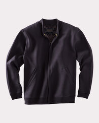 HARDING KNIT BASEBALL JACKET