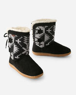WOMEN'S HACIENDA LACE-BACK BOOTS, SPIDER ROCK, large