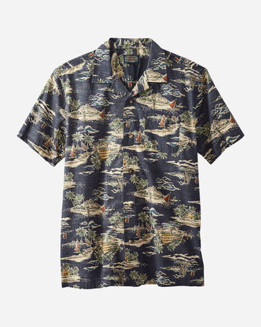 MEN'S SHORT-SLEEVE ALOHA SHIRT