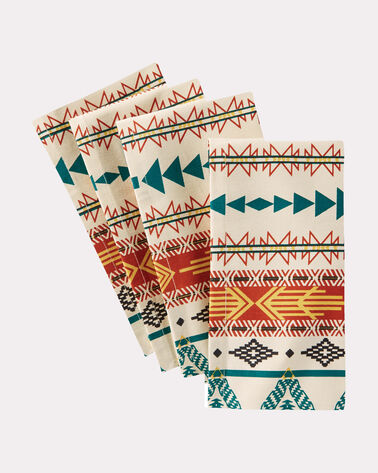 BRIGHT MESA NAPKINS, SET OF 4