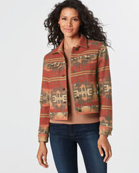 AURORA BROKEN ARROW JACKET, BROWN MULTI, large