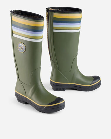 NATIONAL PARK TALL RAIN BOOTS, ROCKY MOUNTAIN OLIVE, large