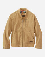 MEN'S PINEHURST CANVAS BOMBER JACKET
