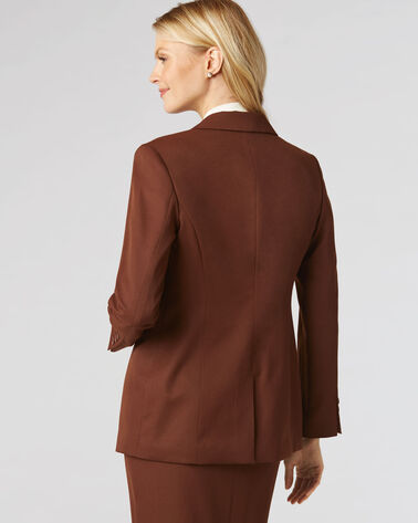 WOMEN'S SEASONLESS WOOL BLAZER
