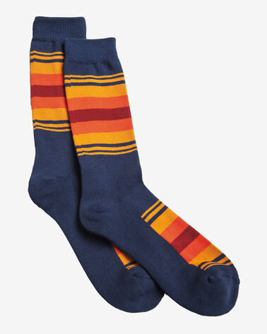 NATIONAL PARK STRIPE CREW SOCKS IN GRAND CANYON