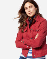 WOMEN'S CHINO TWILL JACKET