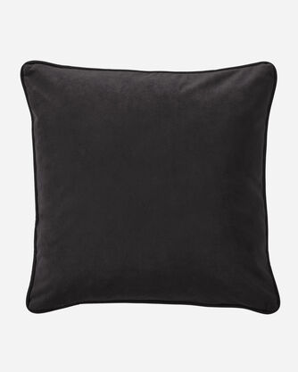 ADDITIONAL VIEW OF KIVA STEPS PILLOW IN BLACK/WHITE