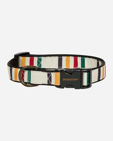 NATIONAL PARK HIKER DOG COLLAR IN GLACIER PARK