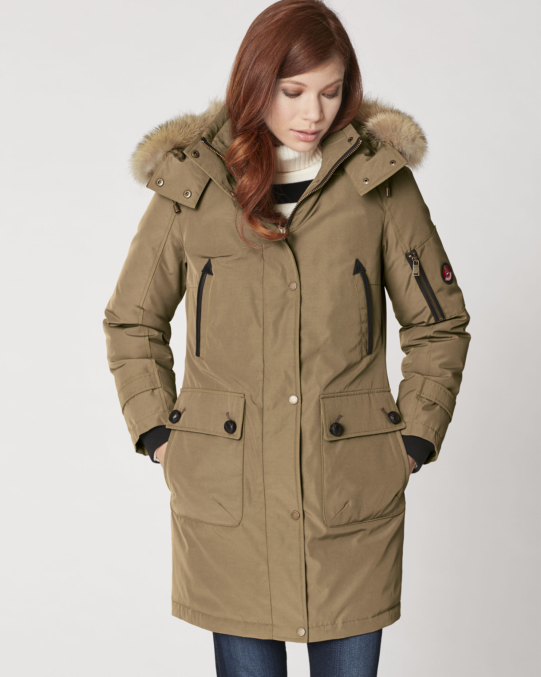Parka vs down jacket