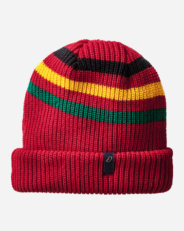 REVERSIBLE NATIONAL PARK STRIPE BEANIE, RAINER STRIPE, large