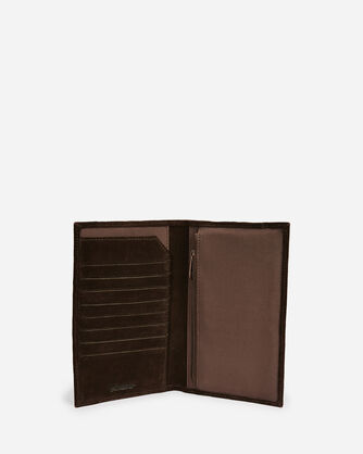 ADDITIONAL VIEW OF SHELTER BAY SECRETARY WALLET IN BROWN