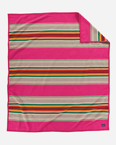 SERAPE, CHERRY, large